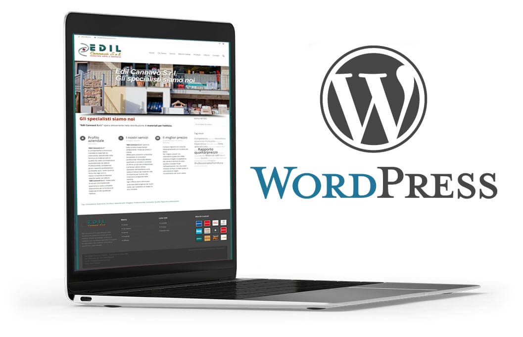 Sviluppo siti web professionali WordPress in Sicilia - Studio Fabran
