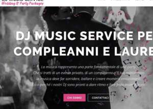 Dj Music Service – Wedding & Party Packages