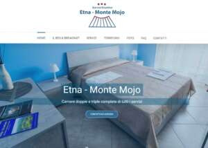 "Bed and Breakfast ""Etna-Monte Mojo"""